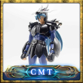 Restock Aurora Model Cs Model Saint Seiya black Dragon Shiryu TV Version1 Helmet Cloth Myth Metal armor two body