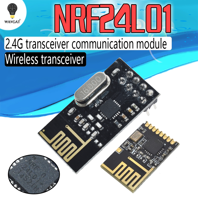 Free Shipping 1PCS NRF24L01+ wireless data transmission module 2.4G / the NRF24L01 upgrade version  We are the manufacturerFree Shipping 1PCS NRF24L01+ wireless data transmission module 2.4G / the NRF24L01 upgrade version  We are the manufacturer