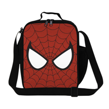 Spider-Man Lunch Bag School Lunchbox Boys Lunch Box for Kids