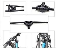 Original Taozik folding bike handlebar mountain bike folding handlebar travel bending handlebar