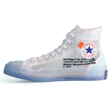 cd1ff076ce1fa1 1970s Converse OFF WHITE lucency all star Vintage men and women unisex  sneakers