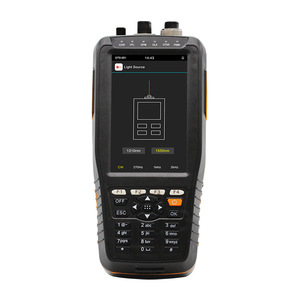 Image 4 - OTDR Tester Optical Time Domain Reflectometer 4 in 1 OPM OLS VFL Touch Screen 3m to 60km Range Optical Instrument fibra optica
