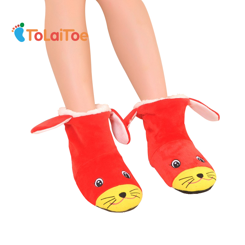 ToLaiToe new foreign trade indoor floor slippers, cartoon hello kity Household slippers, welcome wholesale Household slippers стоимость