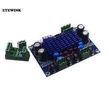 XH M572 TPA3116D2 2X120 W châssis dédié enfichable 5 V 24 V 28 V sortie numérique haute puissance HIFI amplificateur