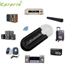 Хорошие Продажи USB Беспроводной Громкой Связи Bluetooth Аудио Музыка Приемник Адаптер для iphone/samsung galaxy Note 7 Сентября 28