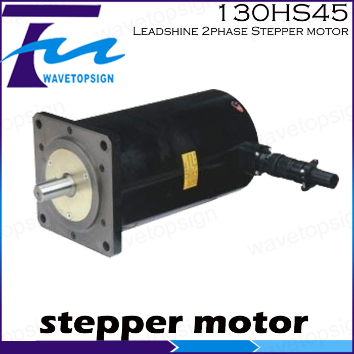 Leadshine  2phase Stepper  motor 130HS45 2phase Step Motor For cnc Machine  Laser engraving Machine leadshine 3 phase stepper motor 863s68h 3phase step motor laser engraver machine cnc router