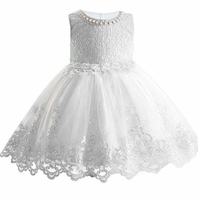 c4a7e99bb0 ... Girls Dress Elegant Princess Party Dress Kids Dresses For Girls Costume  Children Wedding Dress 3 7 ...