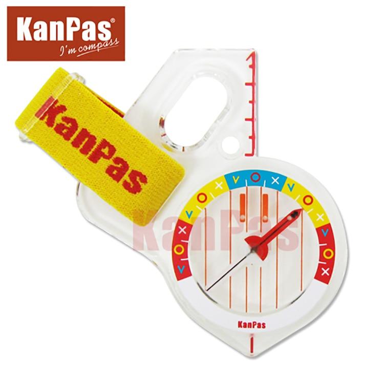 KANPAS 최고 수준의 엘리트 엄지 오리엔티어링 나침반, 무료 배송, MA - 42 - F / 무료 두건 선물