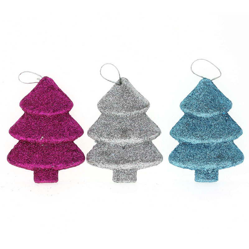 3pcs portable light bubble mini dusting christmas tree widgets decorated gifts in pendant drop ornaments from home garden on aliexpresscom alibaba