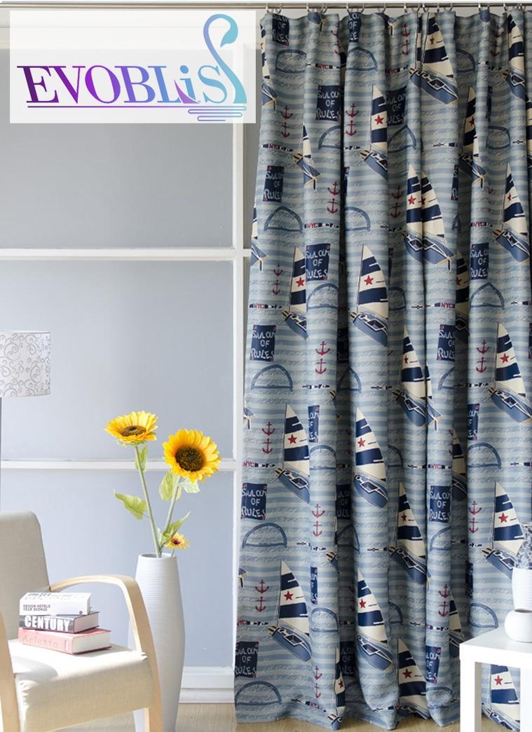 online get cheap sailboat window curtains -aliexpress