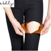 2015 PIKB GIFT Better Level Fabric Super Warm Leggings Thickening Pants High Waist Skinny Pants XXL