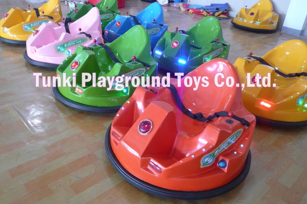 New Electric Ufo Bumper Cars For Sale