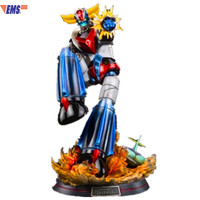 Devil God series UFO Robot Grendizer Invincible Iron King Kong Giant Robots Resin Statue Action Figure Collection Model Toy X534