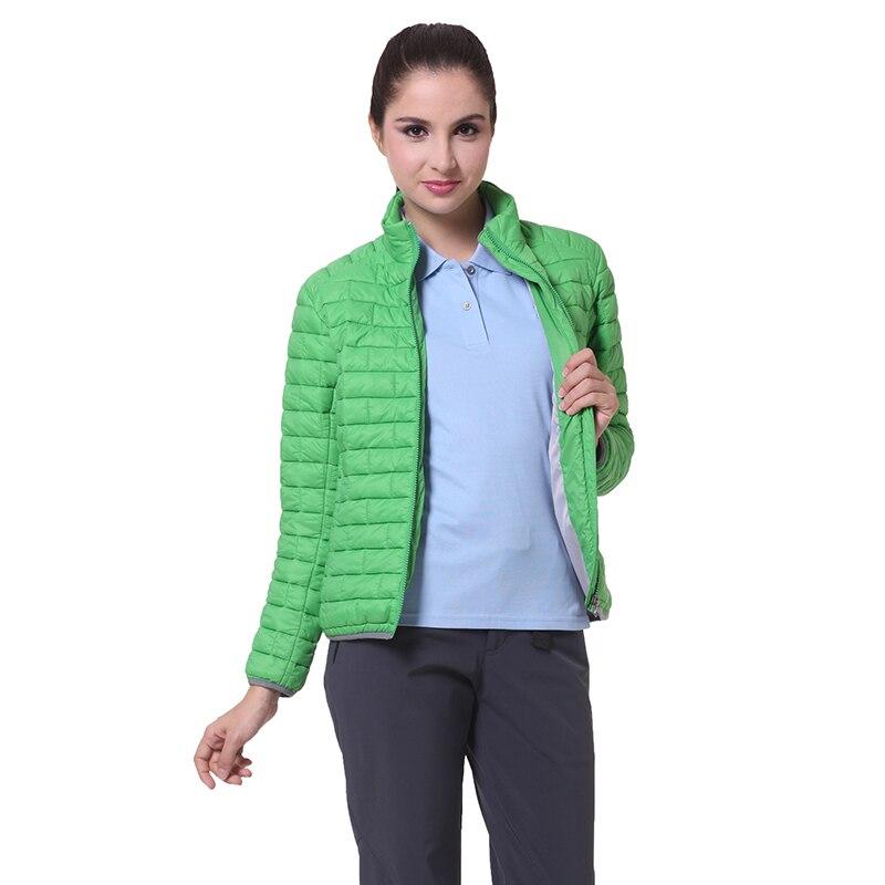 2018 léger Blue Automne Femme Chaud Femmes Nouvelle Mode Veste Arrivée Hiver Vêtements green Outwear Rembourré Ultra Manteau gxqCSzgr