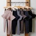 Новые Приходят зимой девушка юбка с леггинсы хлопка Девочек Юбка-брюки моды детские брюки дети леггинсы DQ024