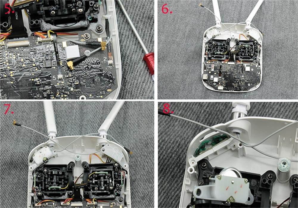 Kit de antena DJI Phantom 4 y Phantom 3 avanzado y profesional para - Cámara y foto - foto 4