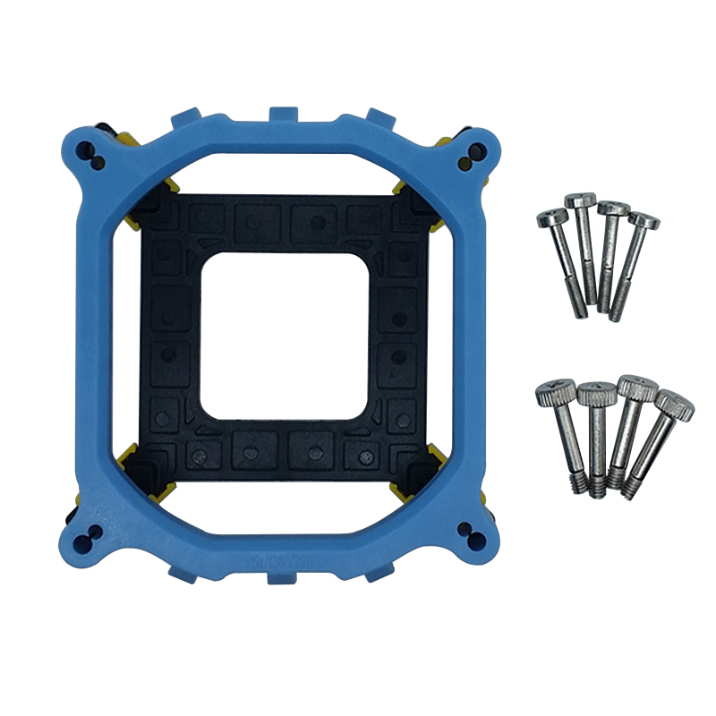 Desktop CPU Cooler Fan bracket heatsink  Holder Base For LGA2011/1155 1150 1156/1366 socket for acer aspire v3 772g notebook pc heatsink fan fit for gtx850 and gtx760m gpu 100% tested