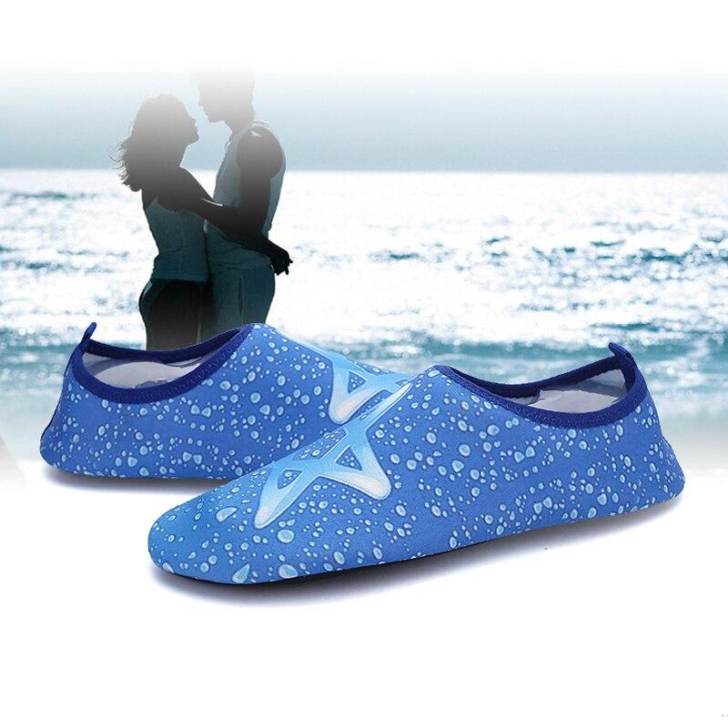 Size 35-46 Donne Beach Donna Scarpe di Acqua Piscina All'aperto Scarpe Aqua Calzini e Calzettoni Scarpe Calzature PALESTRA di Yoga di Sport Sandali scarpe Pantofola
