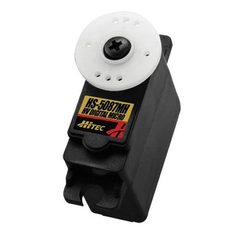 Micro Servo numérique de vitesse en métal de la meilleure qualité HV de HS-5087MH