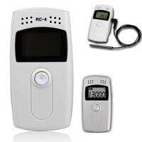 USB Temperature Recorder LCD Digital Temperature Data Logger 30 60 Degrees For Temperature Recording With External