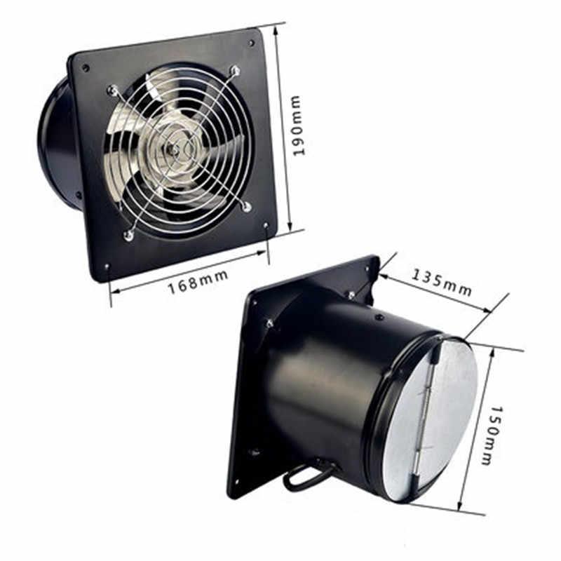 220v 40w Exhaust Fan Kitchen Fume Exhaust Fan Industrial Exhaust