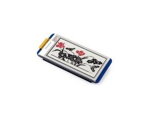 Image 1 - 2.13inch E Ink Display HAT 212x104 E paper Module for Raspberry Pi 2B/3B/Zero/Zero W Red Black White Three color SPI Interface
