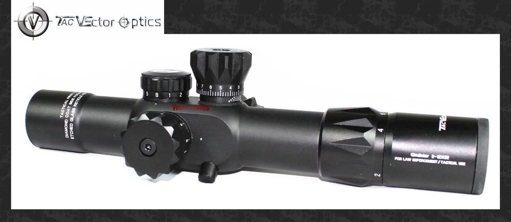 Вектор оптика Гладиатор 2-12x32 первых Фокальной плоскости тактический компактный 35 мм прицел 10й сторону фокуса длинные зрачка