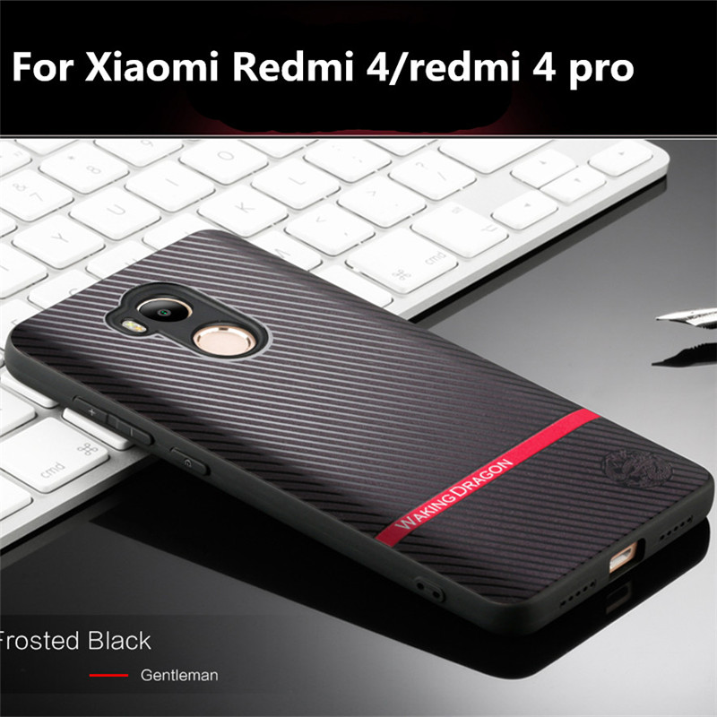 For Xiaomi Redmi 4 Pro Phone Case Soft Silicone Full Body Protective Back Cover For Xiaomi