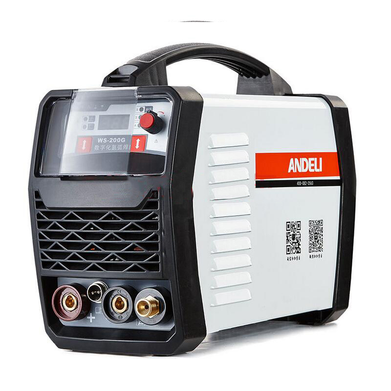 200AMP Argon Arc Welding Machine WS-200 IGBT+Digital TIG 220V 200A LED Display mosfet tig 200a steel welding machine tig machine