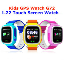 New Children Q90 GPS Monitoring Watches Good Wristwatches Contact Display 1.22″ G72 SOS Name Finder Locator Tracker Anti-lost for Children