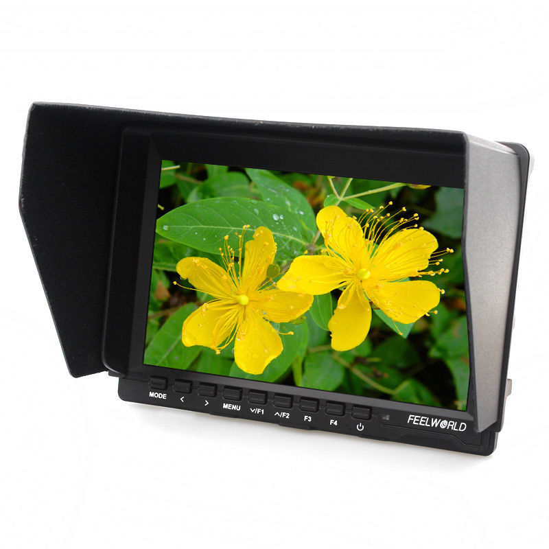 Free Shipping!Feelworld FW-74K 7 IPS Field Camera HD Monitor HDMI 4K Input for BMPCC,GH4,A7S singh international perspectives on child and adolescent mental healthvolume 2