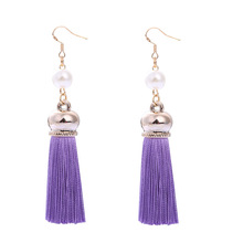 Short Tassel Pendant Drop Earrings Women Gift Party Fashion Jewelry Exquisite Party Female Accessories Female Birthday Gift