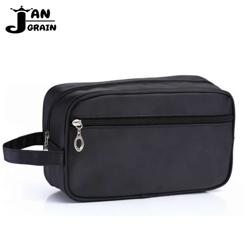 Men Travel Wash Cosmetic Bag Casual Function Zipper Make Up Bag Kit Bags Makeup Organizer Storage Beauty Toiletry Pouch Case