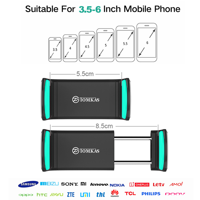 Rotatable Car Phone Holder 2