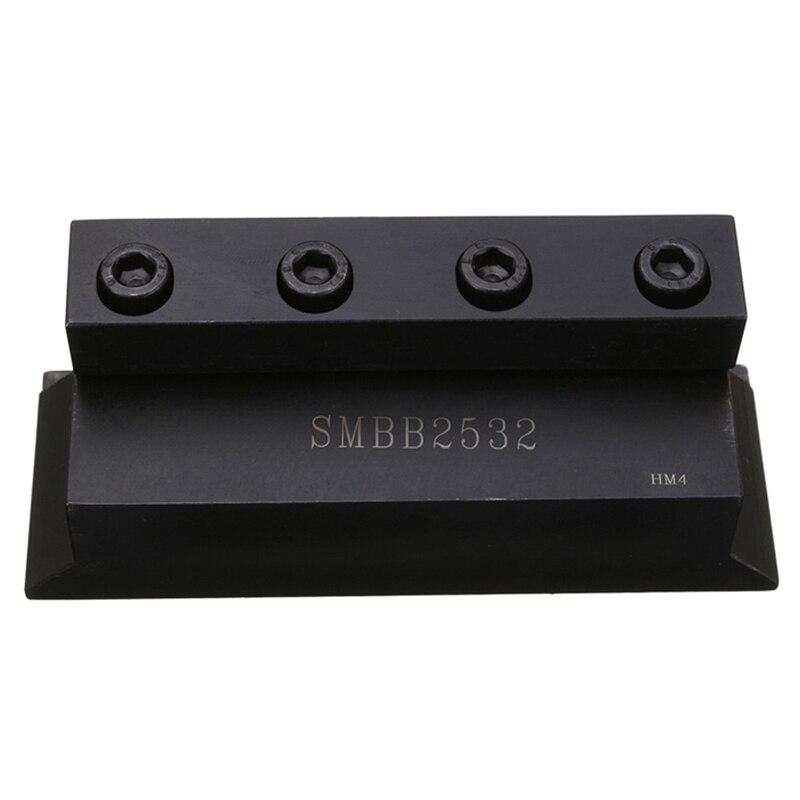 1 Pc Smbb2532 support de lame de coupe 25 Mm pour outil de coupe de tour pour CNC outil de fraise diamètre extérieur porte-outil de coupe
