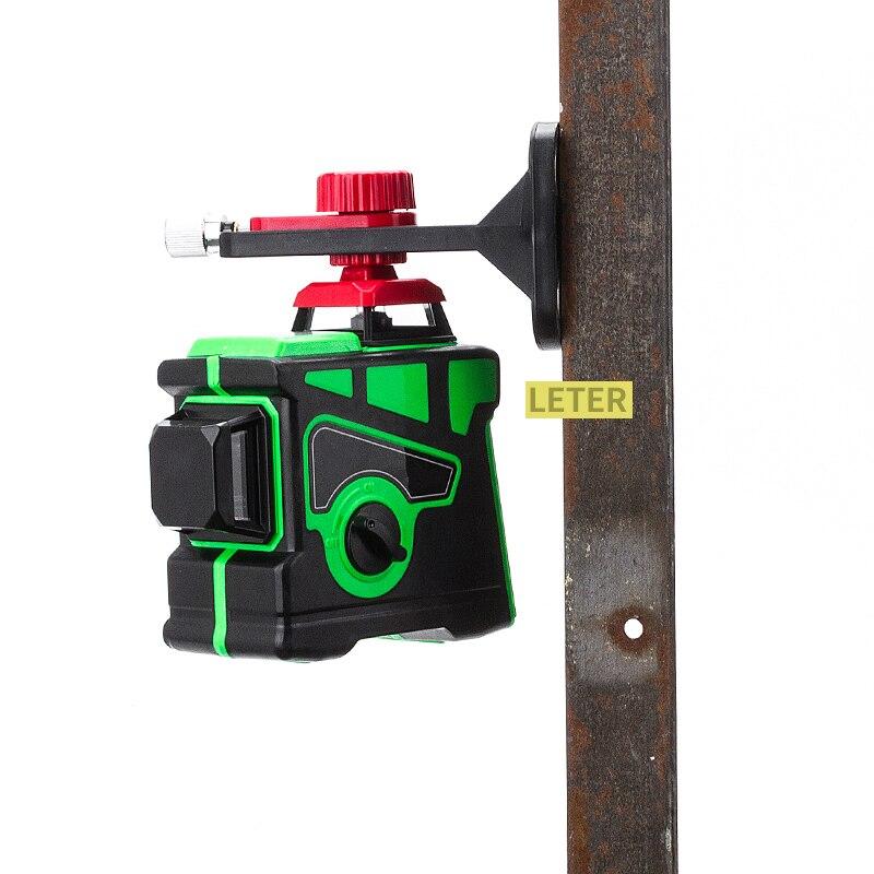 Новый leter 12 line зеленый лазерный настенный измеритель 12 line gauge line инфракрасный лазерный линейный инструмент