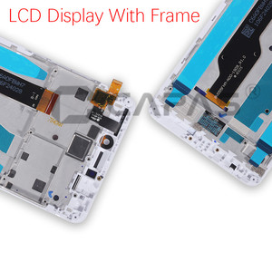 Image 4 - For Xiaomi Redmi Note 4 Global 4GB 64GB LCD Display Frame Touch Screen Panel Redmi Note 4 Pro Snapdragon 625 LCD Digitizer Parts