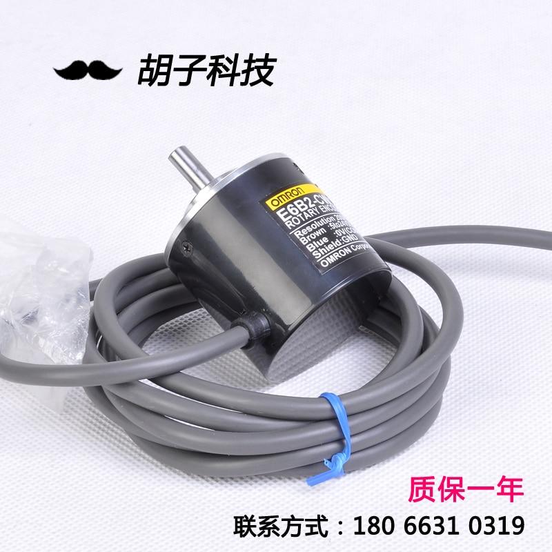 все цены на OMRON rotary encoder E6B2-CWZ6C 600P/R 600 line NPN A phase B dual phase output онлайн