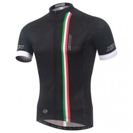XINTOWN New Men Cycling Jersey Black Cycling Clothing Bicycle Top Bicycle  Jacket Bike Short Sleeve Cycling Wear Shirts c79e6925c