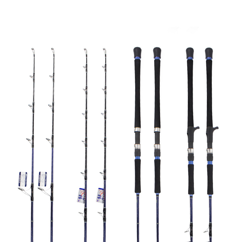 Carbon POWER VORTEX 1 Section jigging Rod Fishing Rod FUJI Reel Seat Casting and Spinning Fishing Tackle . удочка fishing rod 1