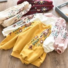 Г. Толстовки для маленьких девочек; весенне-осенние детские толстовки с капюшоном; Детские футболки с длинными рукавами; Одежда для девочек; худи; свитер