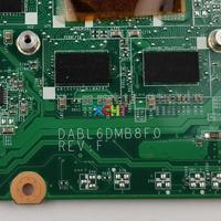 w mainboard A000076400 DABL6DMB8F0 w HD5650 גרפיקה עבור המחברת מחשב נייד Toshiba Satellite L650 L655 Mainboard Motherboard (5)