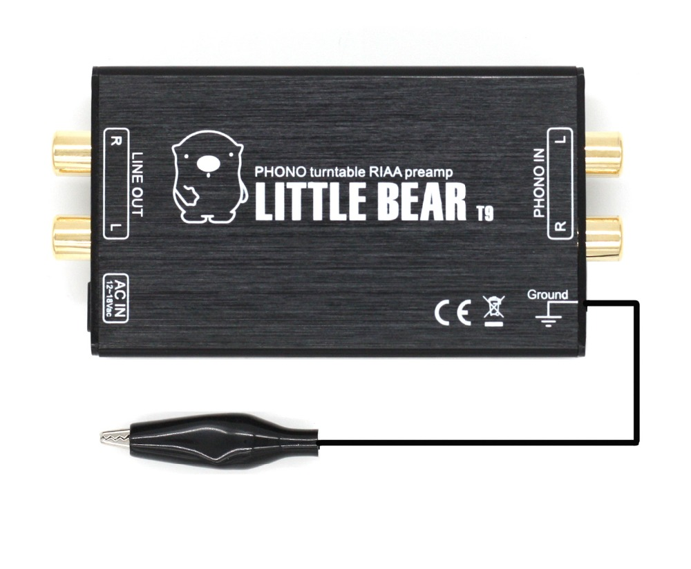 Heim-audio & Video Flight Tracker 2018 Little Bear Hifi T9-mini Phono Plattenspieler Riaa Preamp Vorverstärker Verstärker Ein GefüHl Der Leichtigkeit Und Energie Erzeugen Verstärker