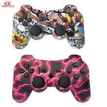 K ISHAKO Wireless Bluetooth Remote Game Joypad For PS3 Controler Gaming Console Joystick For Playstation3 Console Game