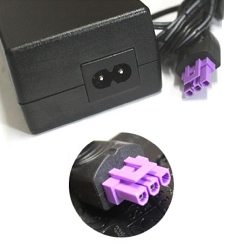 Black Power AC Adapter 0957-2286 30V 333mA For HP 1050 1000 2050 Printer Power SupplyBlack Power AC Adapter 0957-2286 30V 333mA For HP 1050 1000 2050 Printer Power Supply