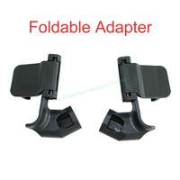 Generic horizon middle bumper joint adapter accessory For Baby YOYO YOYA Stroller Arm Rest Bumper