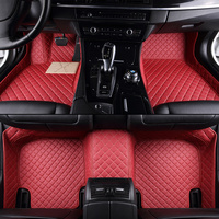 Car Floor Mats For Chrysler 300 300C 300M Aspen Cirrus Daytona Car Accessories Car Styling Foot