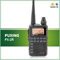 Профессиональный Двойной Приемник Двусторонней Радиосвязи PUXING PX-2R UHF 400-470 МГц