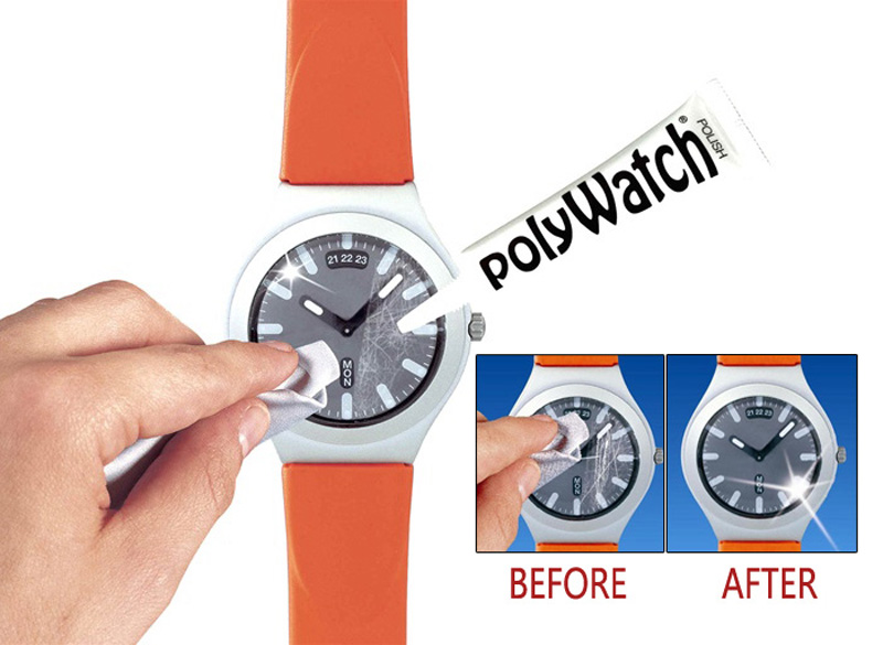 Купить с кэшбэком High quality CD DVD Watch Crystal Poly Polish Scratch Remover Cleaner PS3 Wii Xbox Repar Tool