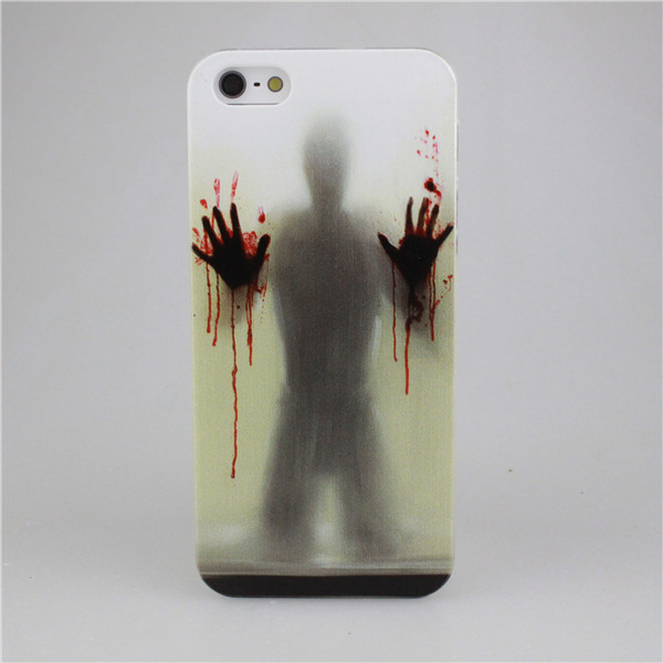 Beware to the shower you are not alone Design Case Cover For Apple iPhone 4 4S 5 5S SE 5C 6 6S 7 Plus